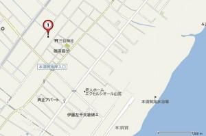 成東 地図